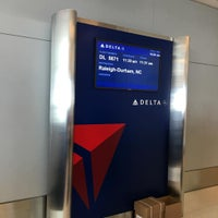 Photo taken at Delta Counter by Ted R. on 3/17/2016