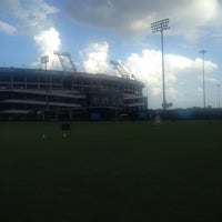 Photo taken at Florida Blue Health & Wellness Practice Fields by James C. on 6/25/2014