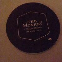 Foto tomada en The Monkey por Fer E. el 11/11/2013