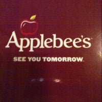Photo taken at Applebee's by Trina Beana on 10/27/2012