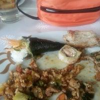 Photo taken at Restaurant Kukulkan by ALEJANDRO B. on 12/21/2013