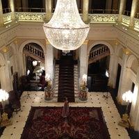 Photo taken at The Grosvenor Hotel by Jon B. on 10/28/2012