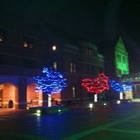 Photo taken at Kansas Union by Jeffrey A. on 11/29/2012
