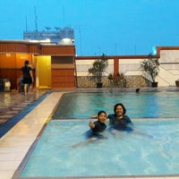 Photo taken at Hotel Soechi International by Marcello S. on 7/6/2016