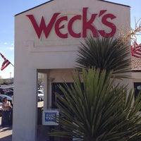 Photo taken at Weck's by Jeremy M. on 4/14/2013