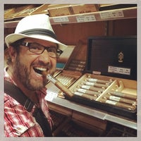 Photo taken at Prime Cigar & Wine Bar by Paul S. on 10/26/2014