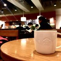 Photo taken at Starbucks Coffee 奈良西大寺駅前店 by Yoshikazu I. on 1/16/2017