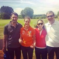 Photo taken at Golf de la Vaucouleurs by Na-Young K. on 6/27/2015