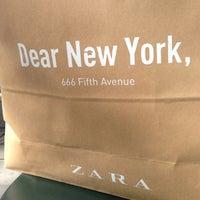 Photo taken at Zara by Maria G. on 10/20/2012