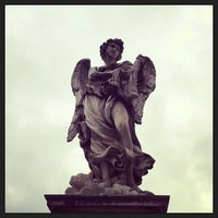 Photo taken at Giardini di Castel Sant'Angelo by Karen C. on 3/26/2013