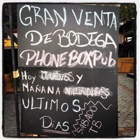 Photo taken at PhoneBox Pub by 800.cl Darío C. on 7/25/2013