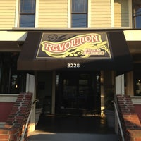 Photo taken at Revolution Pizza And Ale House by Johnny G. on 3/22/2013