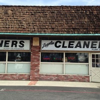 Photo taken at Zeppelin Cleaners by onezerohero on 4/17/2014