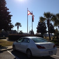 Photo taken at Florida Welcome Center (US 231) by Scary S. on 11/22/2012