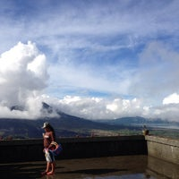 Photo taken at Batur View Spot by Andrey L. on 5/29/2013