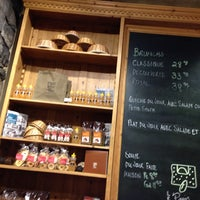 Photo taken at Le Pain Quotidien by Nel B. on 10/8/2014