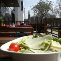 Photo taken at Vapiano by Galina P. on 4/17/2013