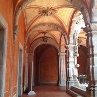 Photo taken at Museo de Arte de Queretaro by Mike R. on 4/17/2013