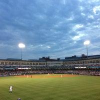 Photo taken at Fifth Third Field by De'Ann B. on 7/27/2013