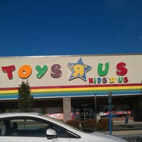"""Photo taken at Toys""""R""""Us by Tiffany C. on 11/16/2012"""