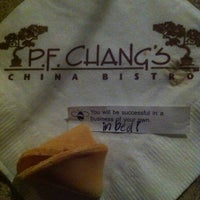 Photo taken at P.F. Chang's China Bistro by 💋JinkyJane✈✈✈🇺🇸 on 12/7/2012