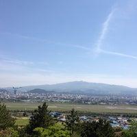Photo taken at 도두봉 by min on 5/6/2014