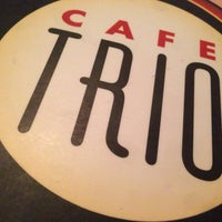 Photo taken at Café Trio by Jerry R. on 2/8/2014