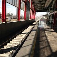 Photo taken at Tren Suburbano Tlalnepantla by Carlos V. on 1/10/2013