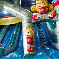 Photo taken at Lollipop's Playland & Cafe by Nabilo on 3/15/2014