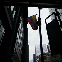 Photo taken at Colombian Consulate by Kat on 4/13/2013