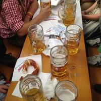 Photo taken at Spaten-Franziskaner Brau GmbH by Natália on 10/6/2012