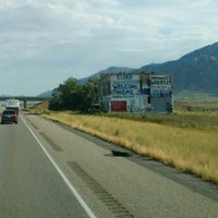 Photo taken at I-15 North by Ben on 8/8/2013