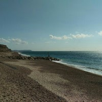 Photo taken at Hengistbury Head by Juzza07 on 9/27/2015