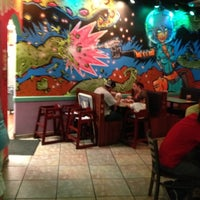 Photo taken at Tijuana Flats by Stephen S. on 11/14/2012