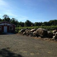 Photo taken at Savino Vineyards by Kyle T. on 8/24/2013