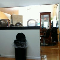 Photo taken at Elsy's Dominican Hair Salon by @TimekaWilliams on 9/27/2012