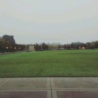 Photo taken at Wilbur Field by kumi m. on 11/14/2016