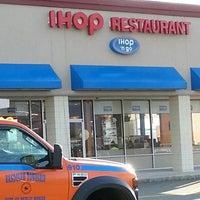 Photo taken at IHOP by Ken T. on 3/14/2013