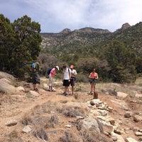 Photo taken at La Luz Trailhead by Brian M. on 5/18/2014