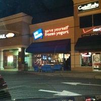 Photo taken at Yo Mon Frozen Yogurt by Erika G. on 12/23/2012