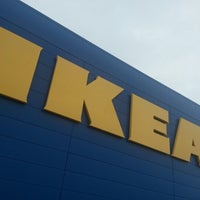 Photo taken at IKEA by Ron C. on 11/27/2012
