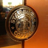 Photo taken at Starbucks by Derek H. on 1/8/2013