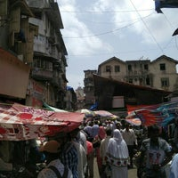 Photo taken at Chor Bazaar (Thieves' Market) by Shabbir K. on 6/10/2016