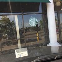 Photo taken at Starbucks by Krissi G. on 5/22/2016