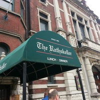 Photo taken at The Rathskeller by Calvin W. on 5/20/2013