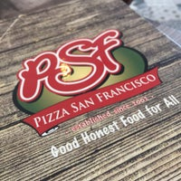 Photo taken at San Francisco Pizza by Athirah A. on 10/24/2016