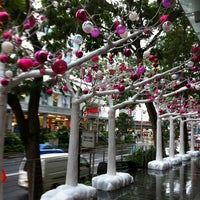 Photo taken at Orchard Central by Sally Y. on 11/3/2012