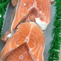 Photo taken at Sea Breeze Fish Market by preston n. on 6/16/2014