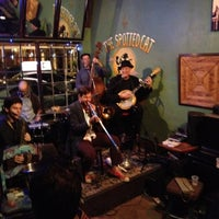 Photo taken at The Spotted Cat Music Club by Hiroshi I. on 11/16/2012