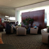 Photo taken at United Club by Chris C. on 6/9/2013